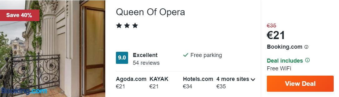 Queen Of Opera