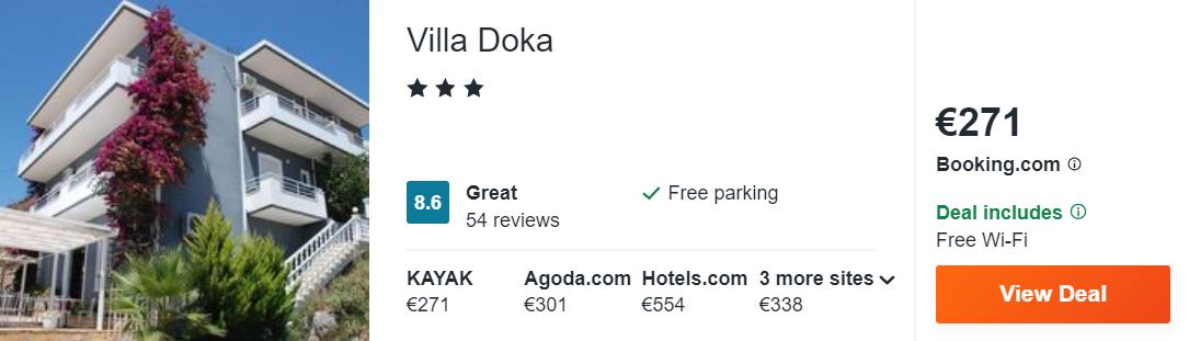 Villa Doka