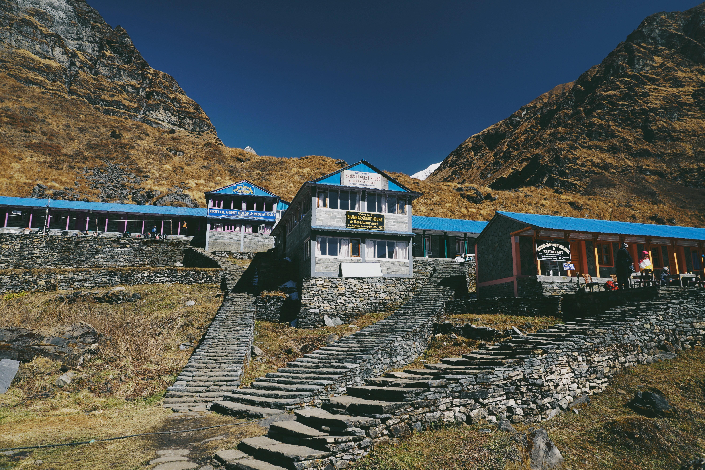 Непал Покхара