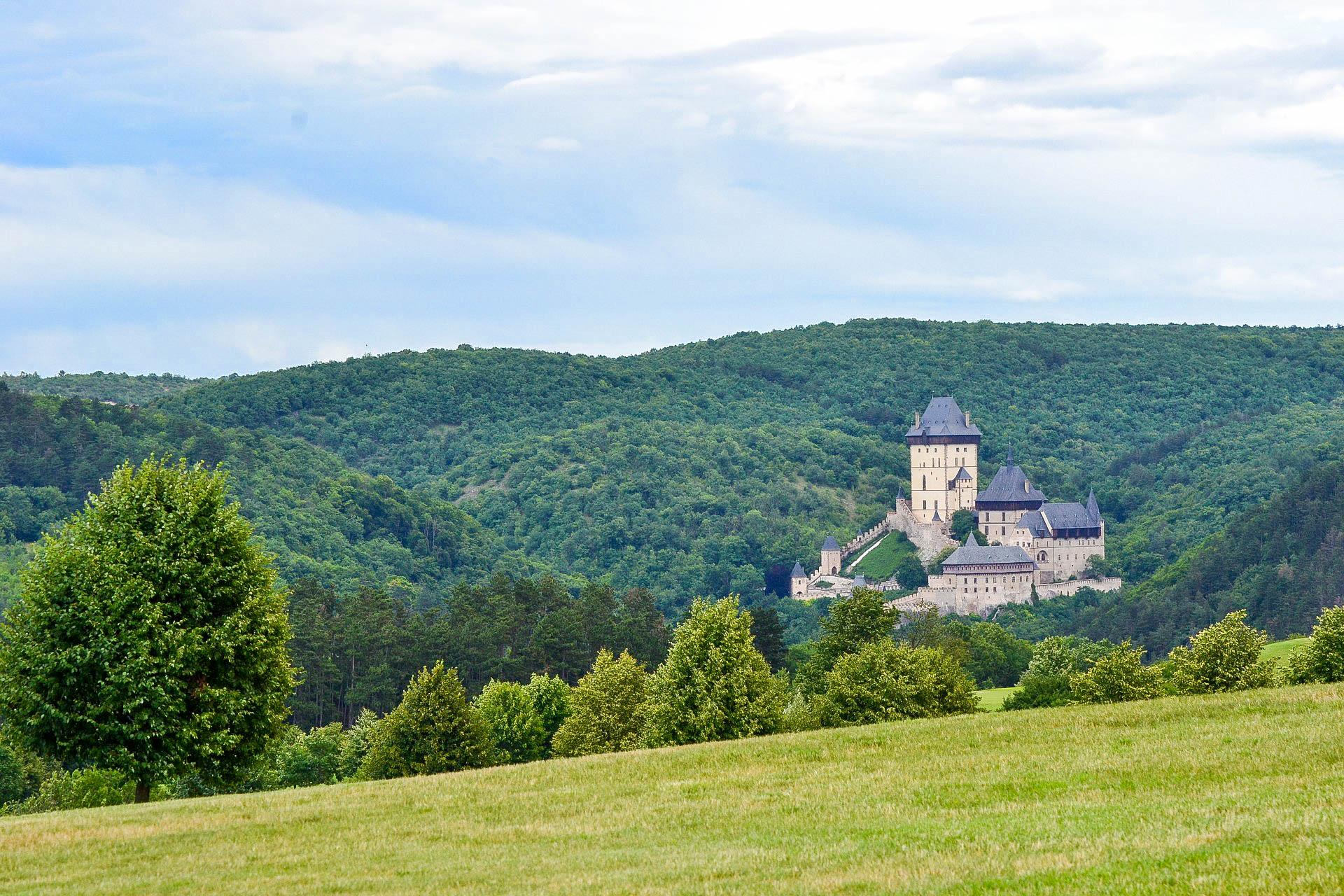 Чехія Карлштейн