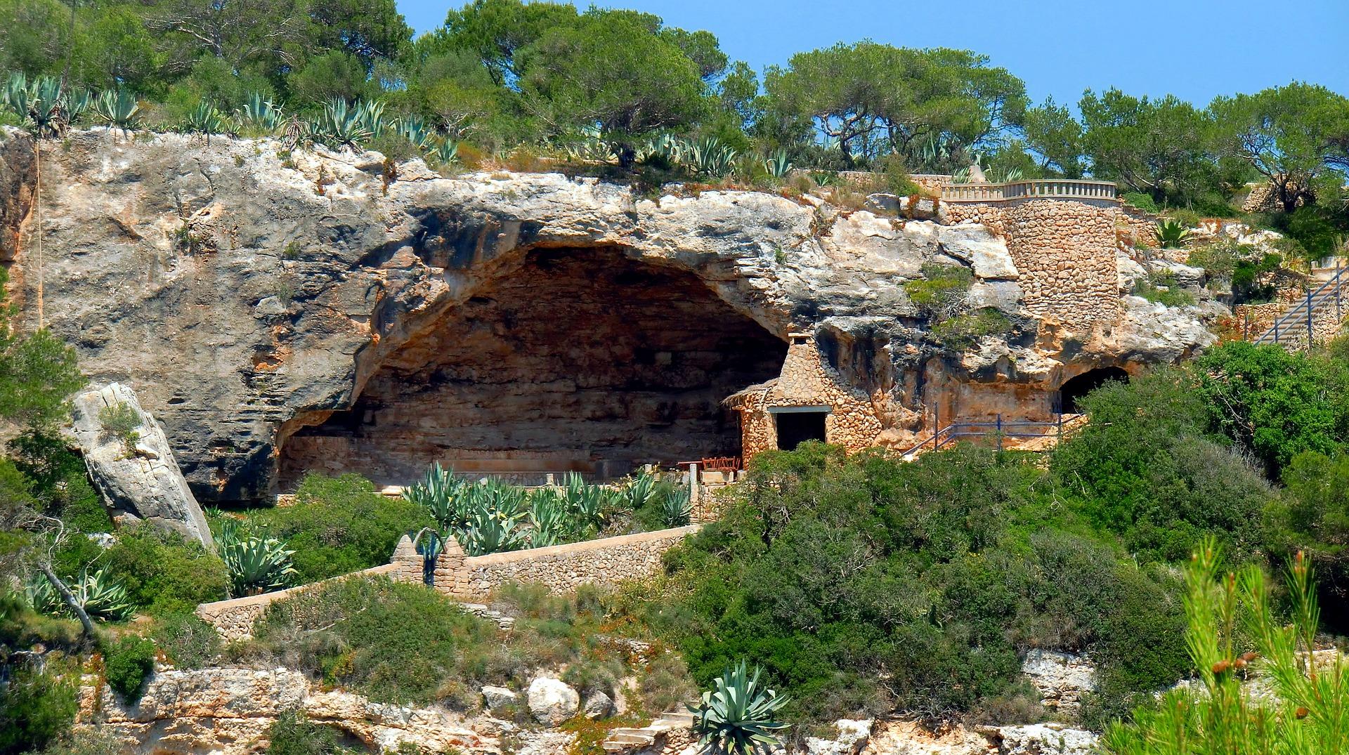 Іспанія Майорка печера