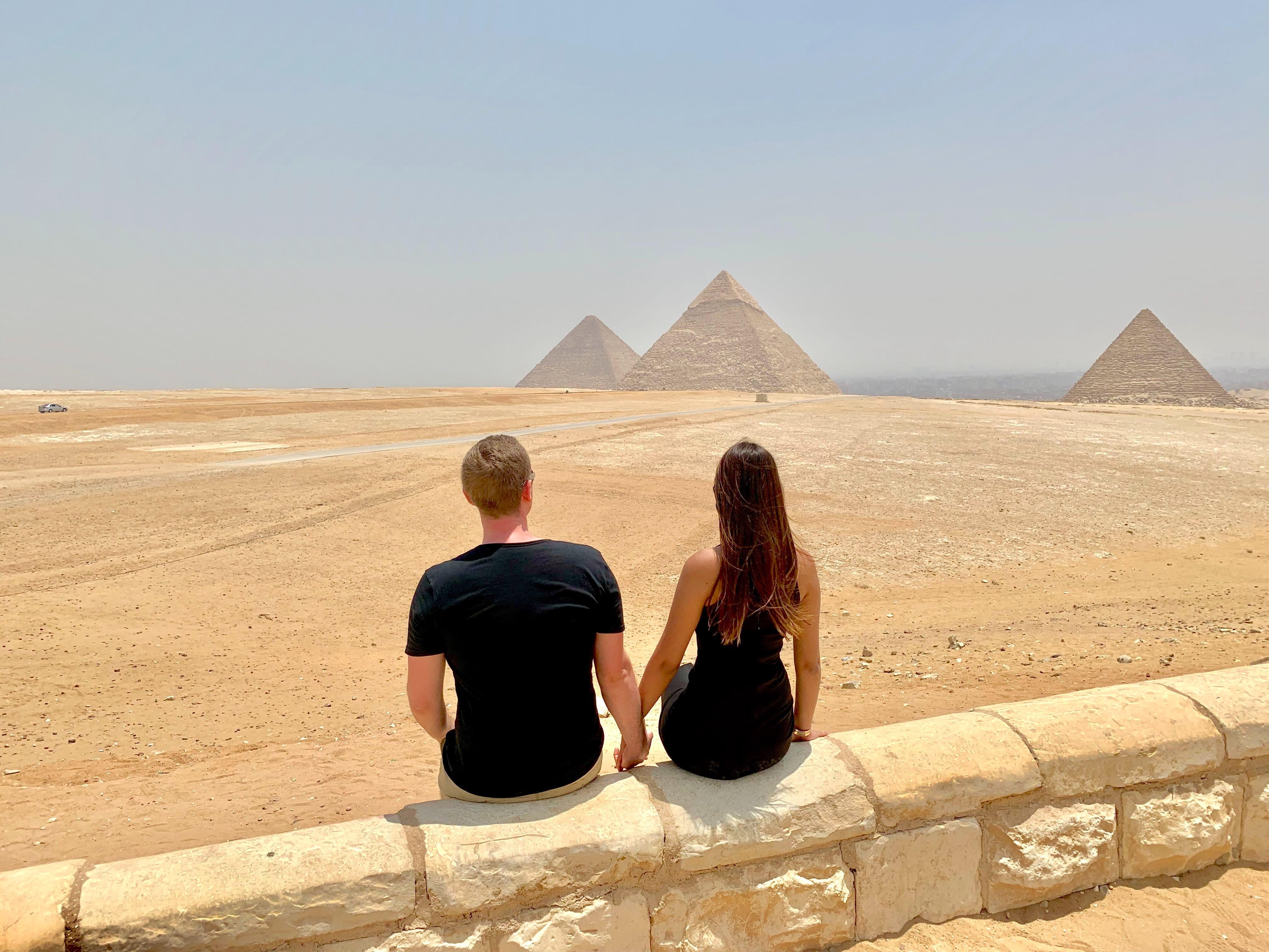 Єгипет Каїр Гіза