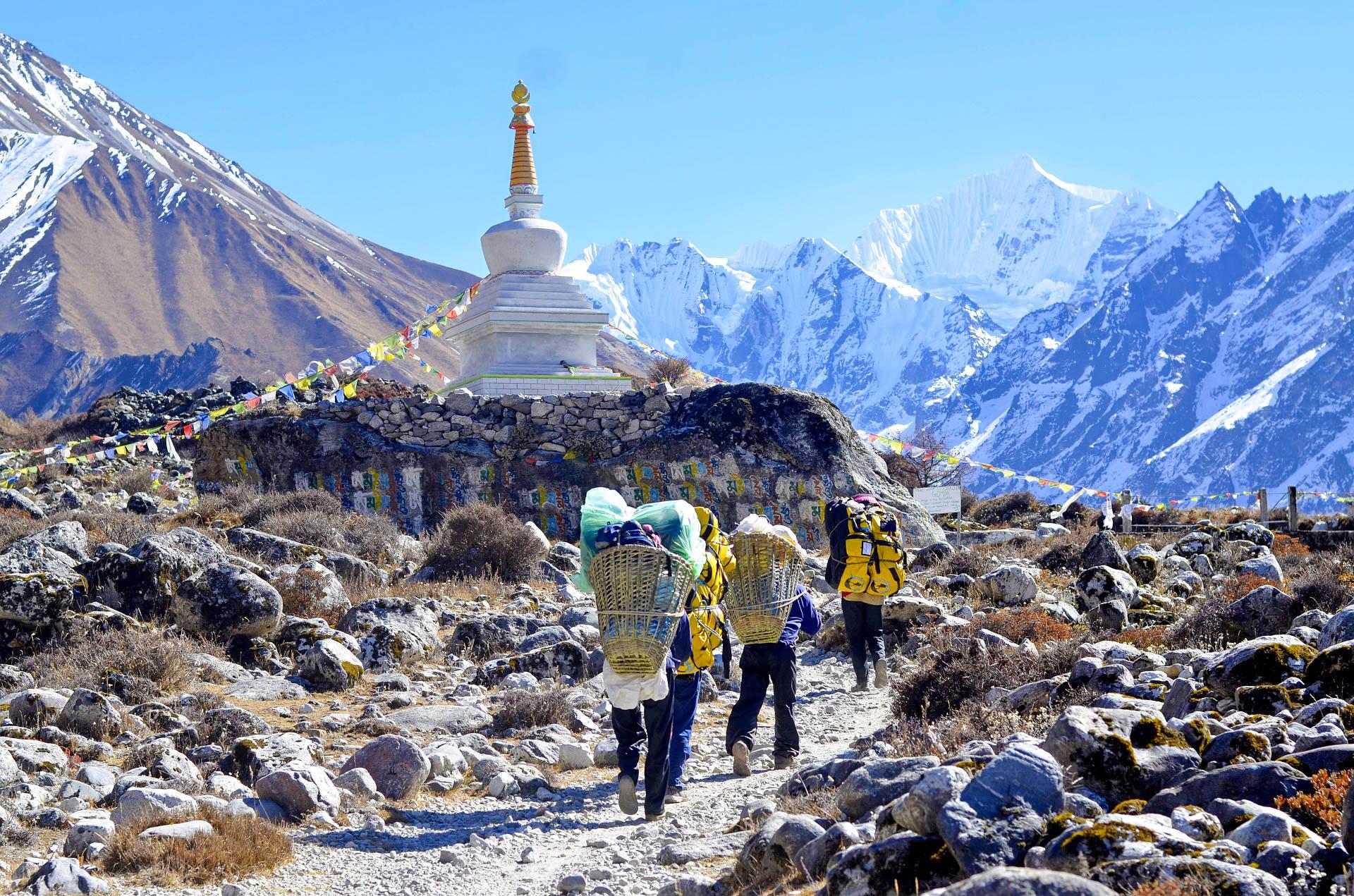 Непал Лангтанг