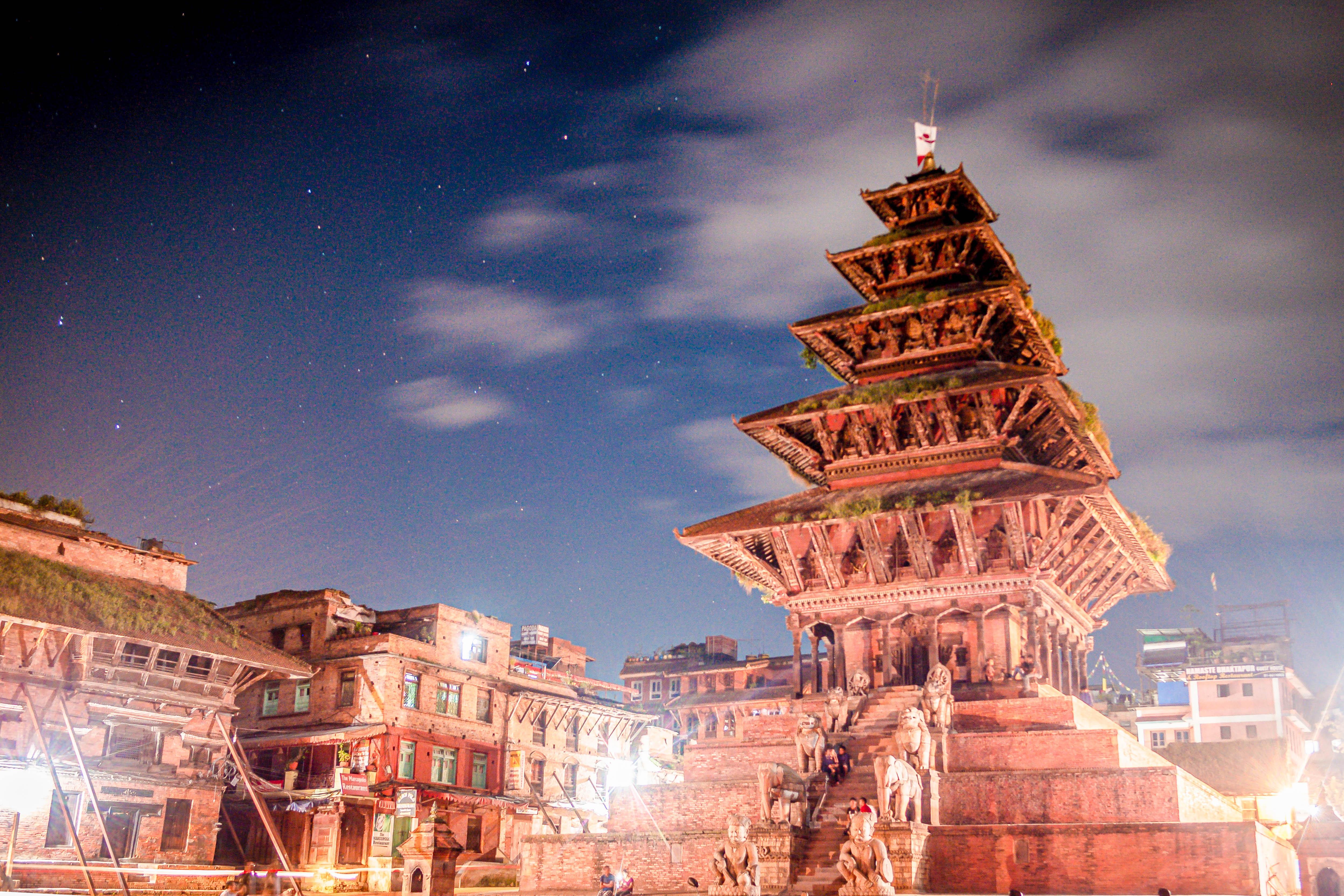 Непал Катманду Нятапола