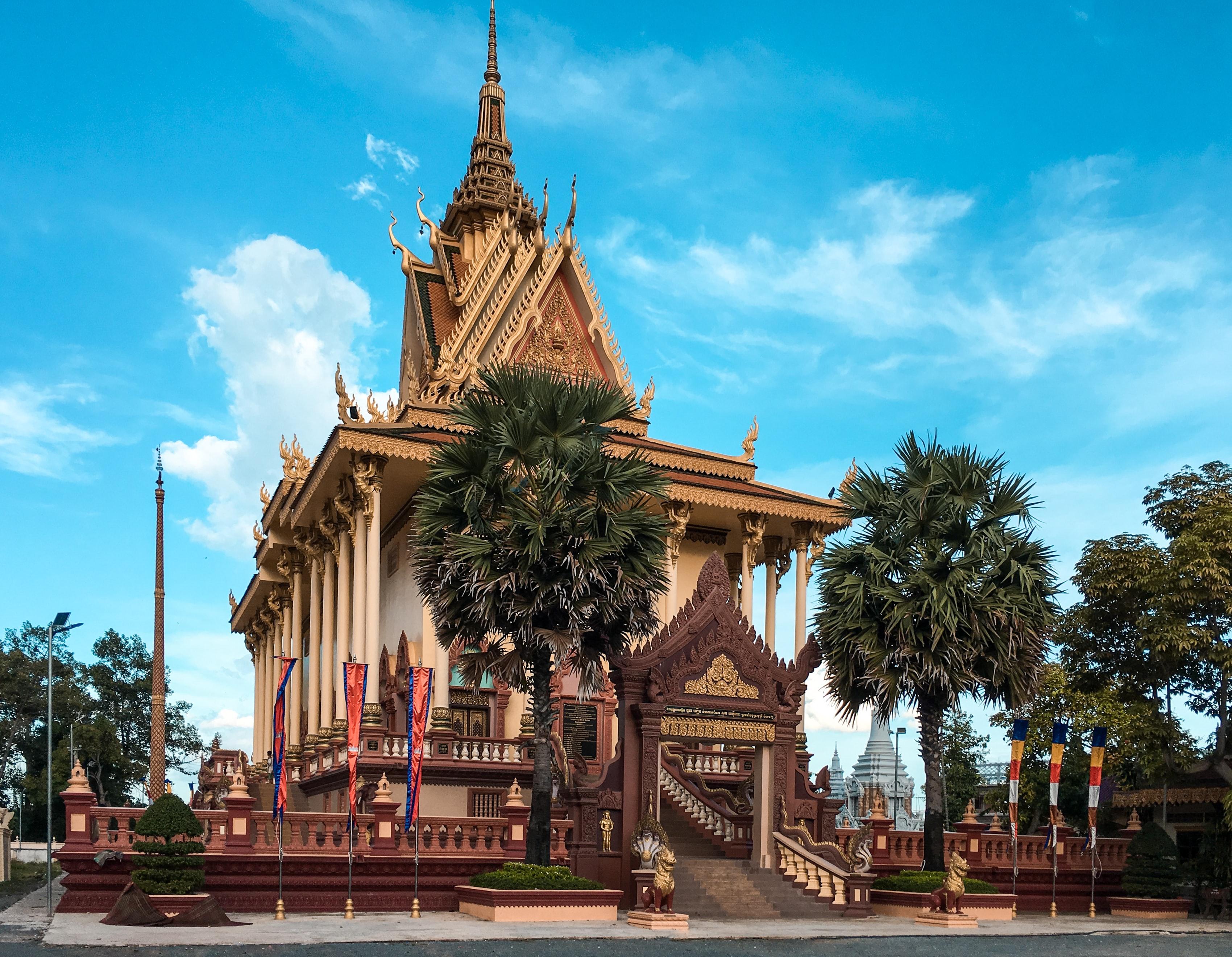 Камбоджа Пномпень