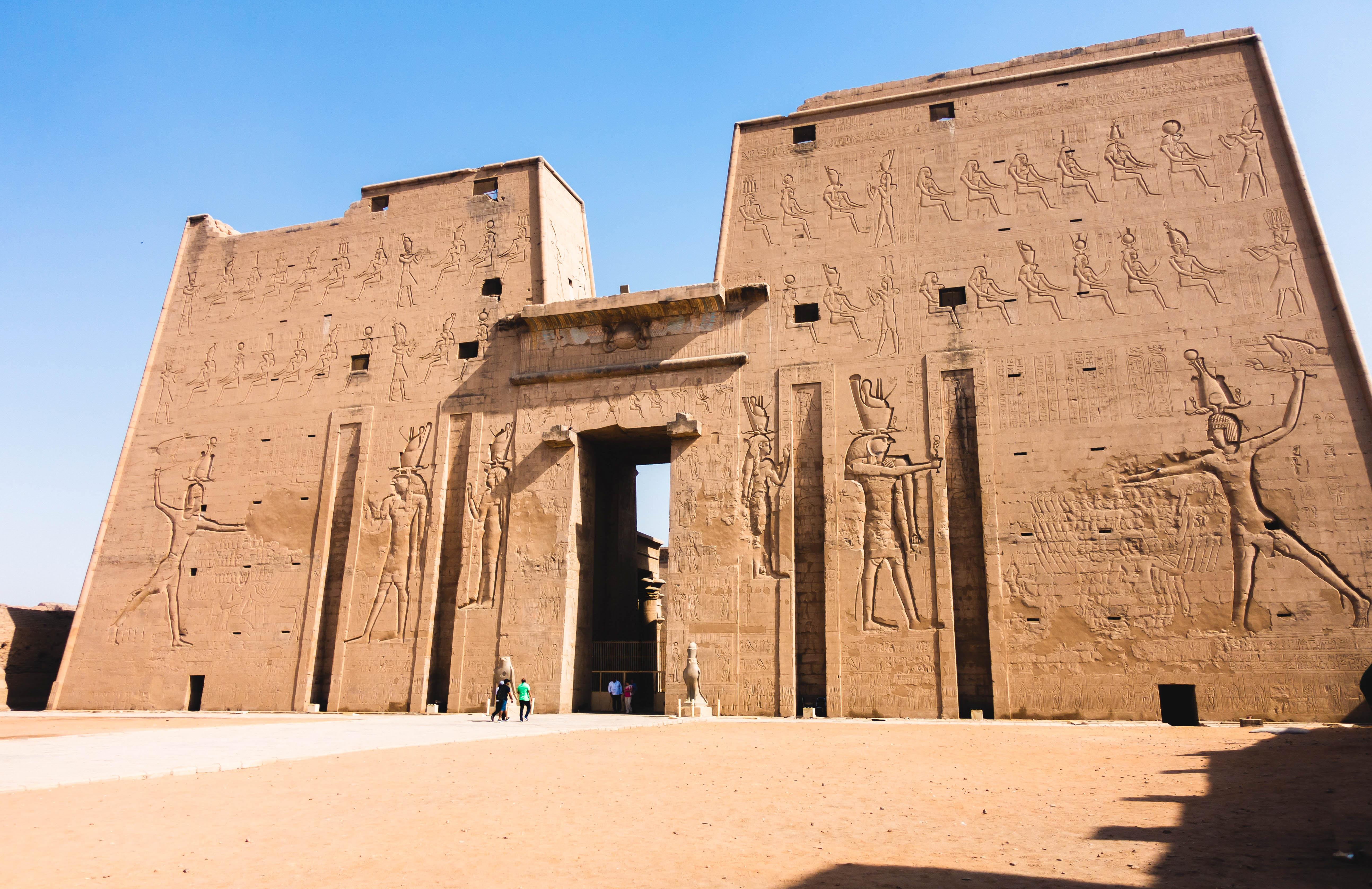Єгипет Едфу