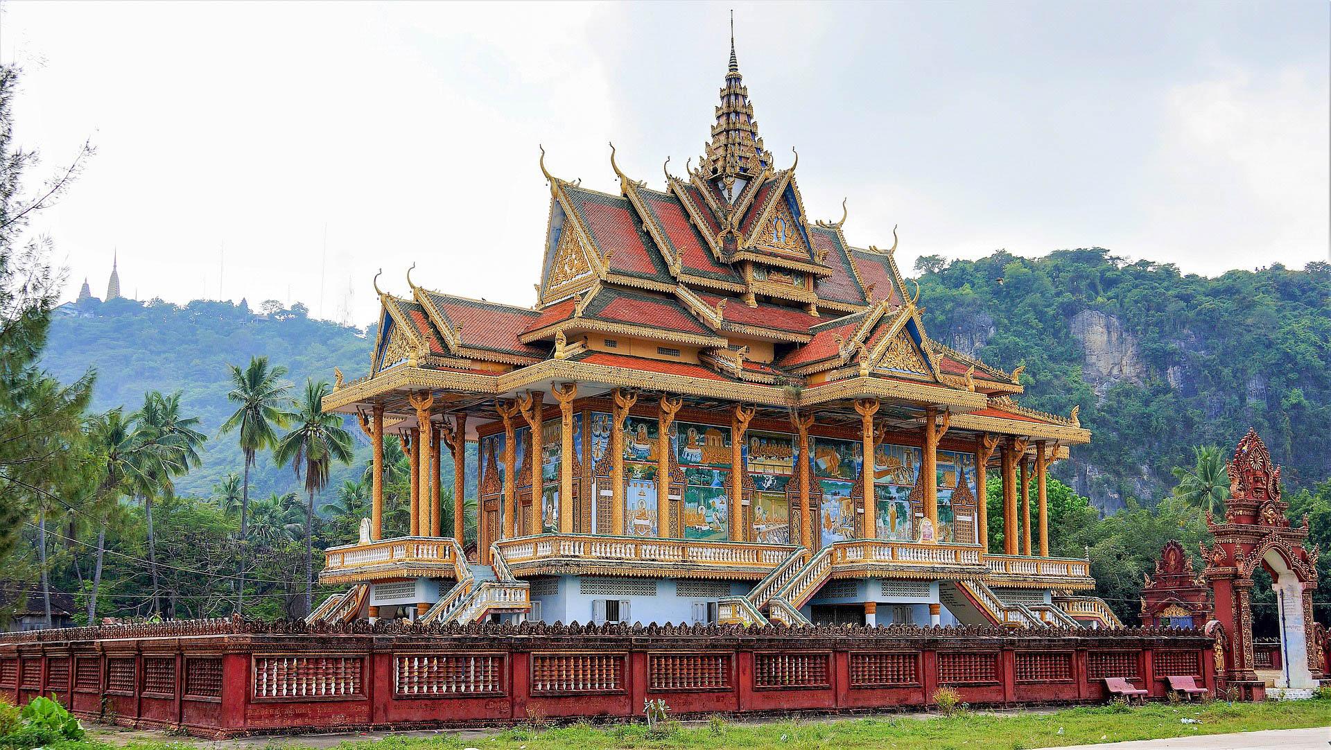 Камбоджа Кронг-Баттамбанг