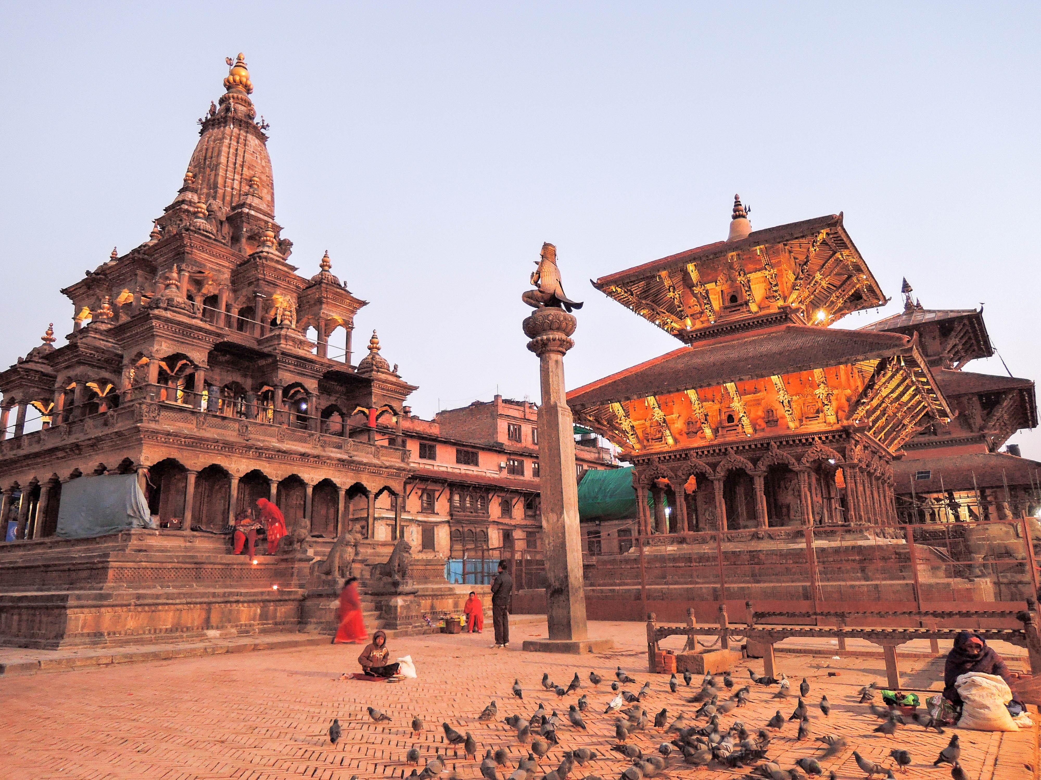 Непал Катманду Лалітпур