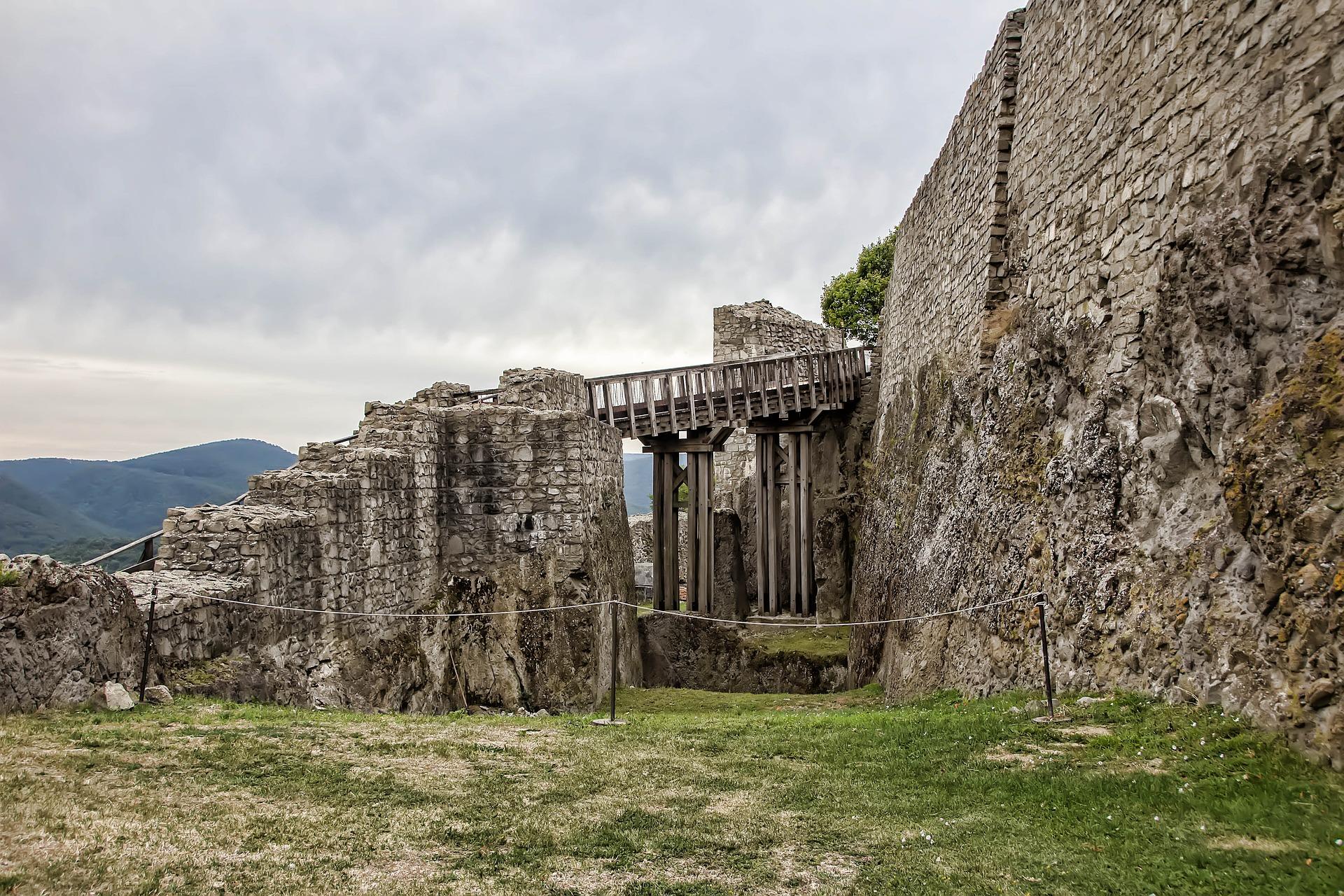 Угорщина Вишеградський замок