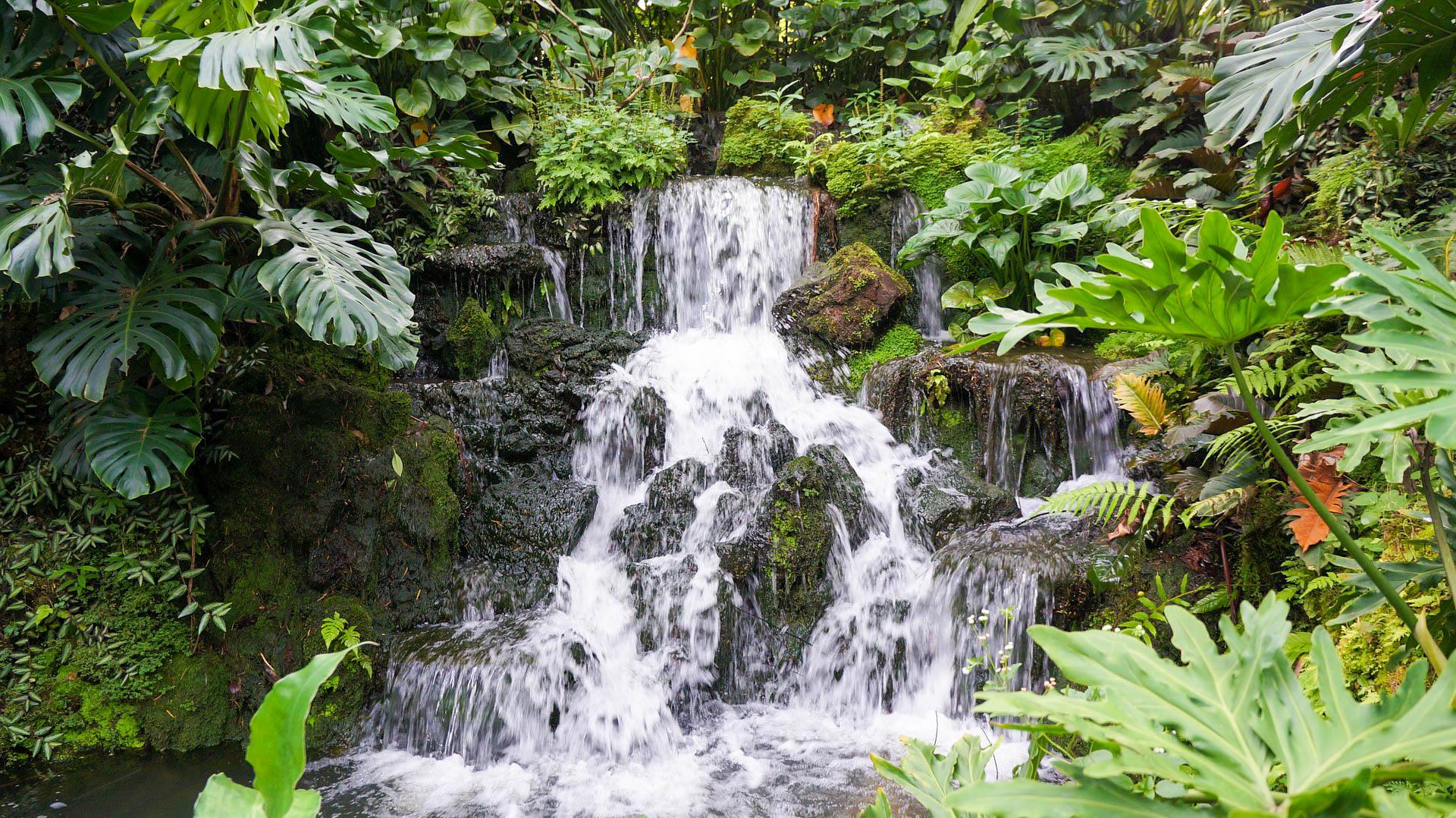 Камбоджа водоспад