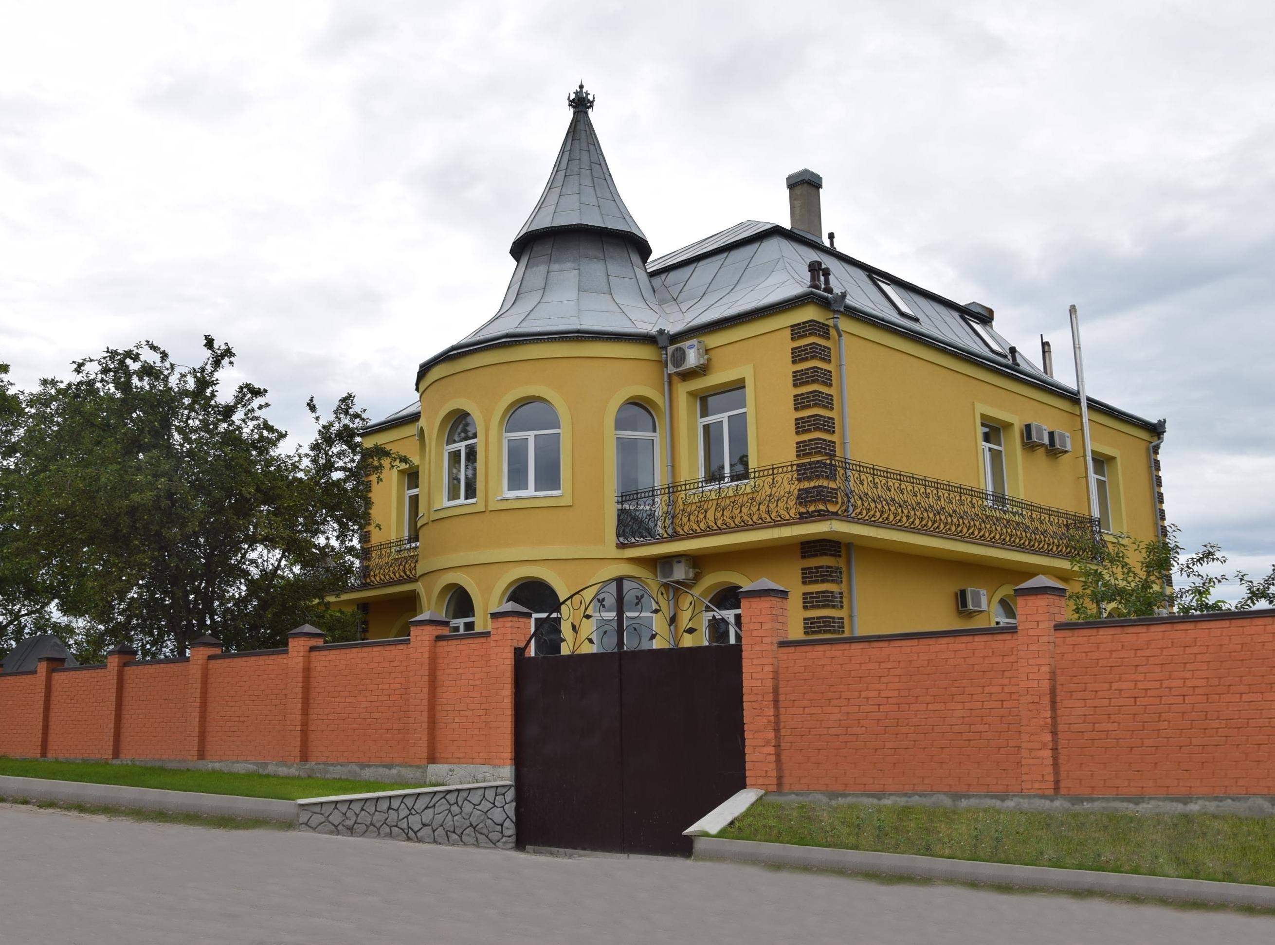 Fortetsya Malehiv