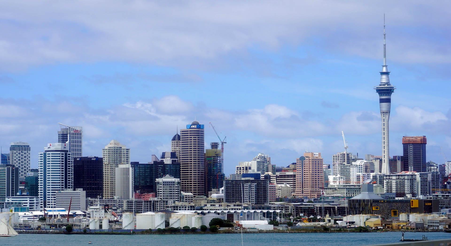 Нова Зеландія Окленд