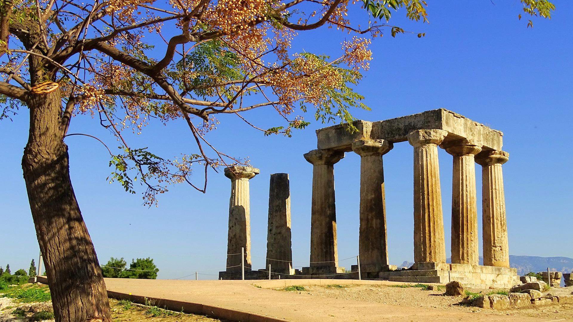 Греція Коринф