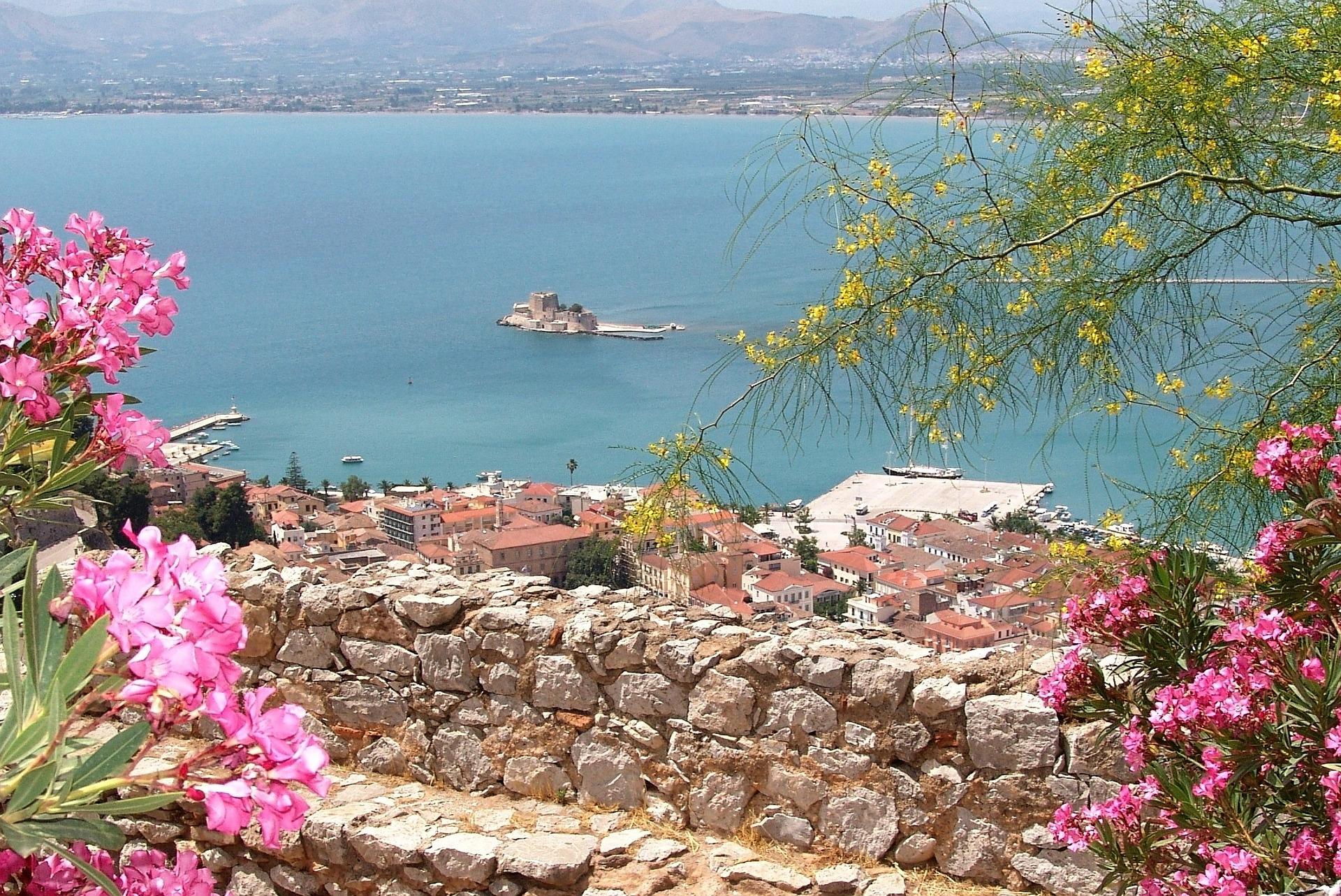 Греція Пелопоннес Нафпліон