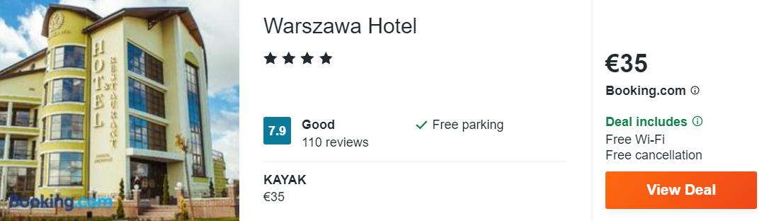 Warszawa Hotel