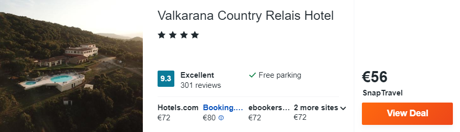 Valkarana Country Relais Hotel