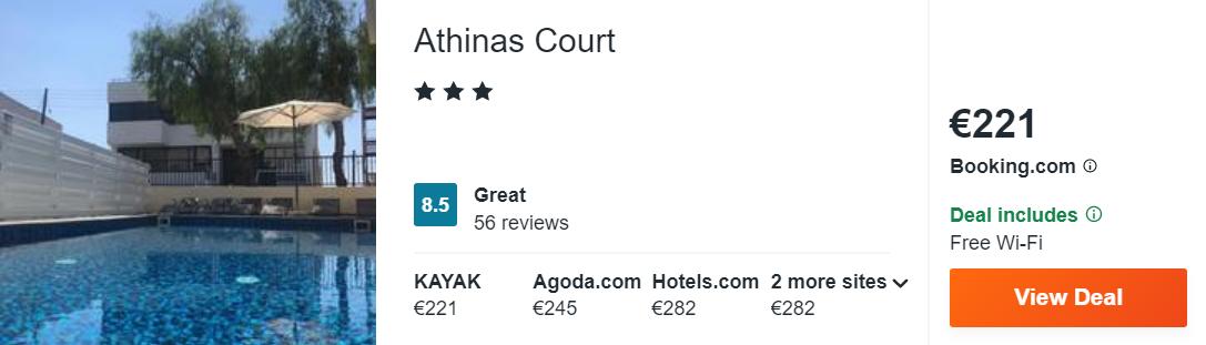 Athinas Court