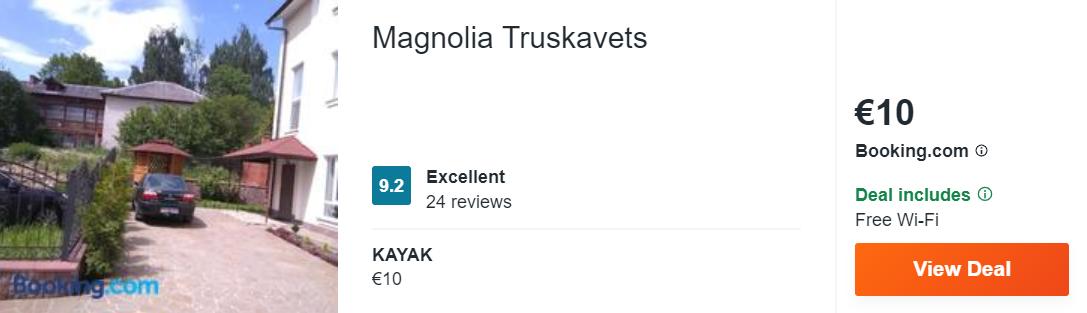 Magnolia Truskavets