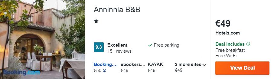 Anninnia B&B