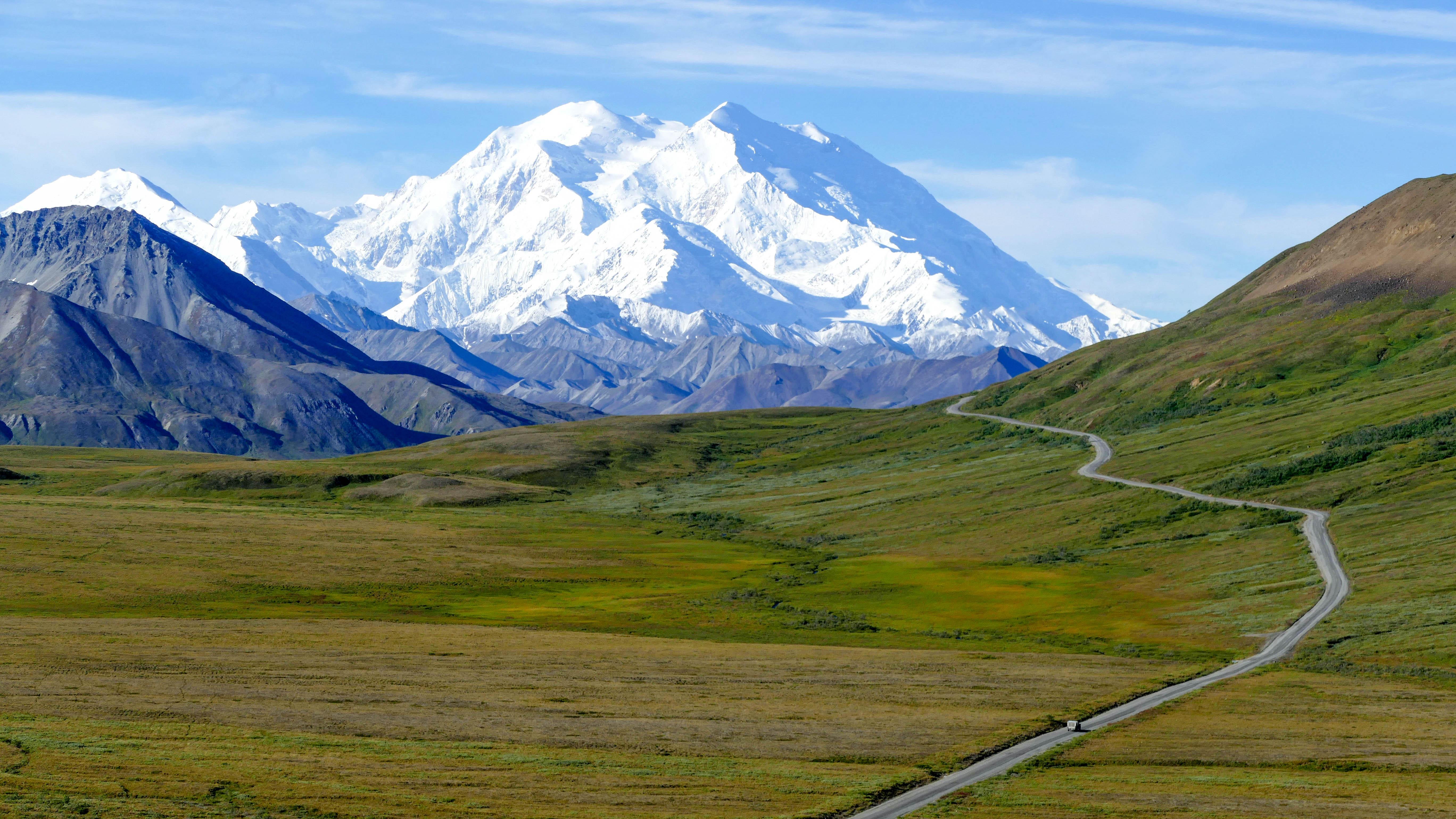США Аляска Деналі