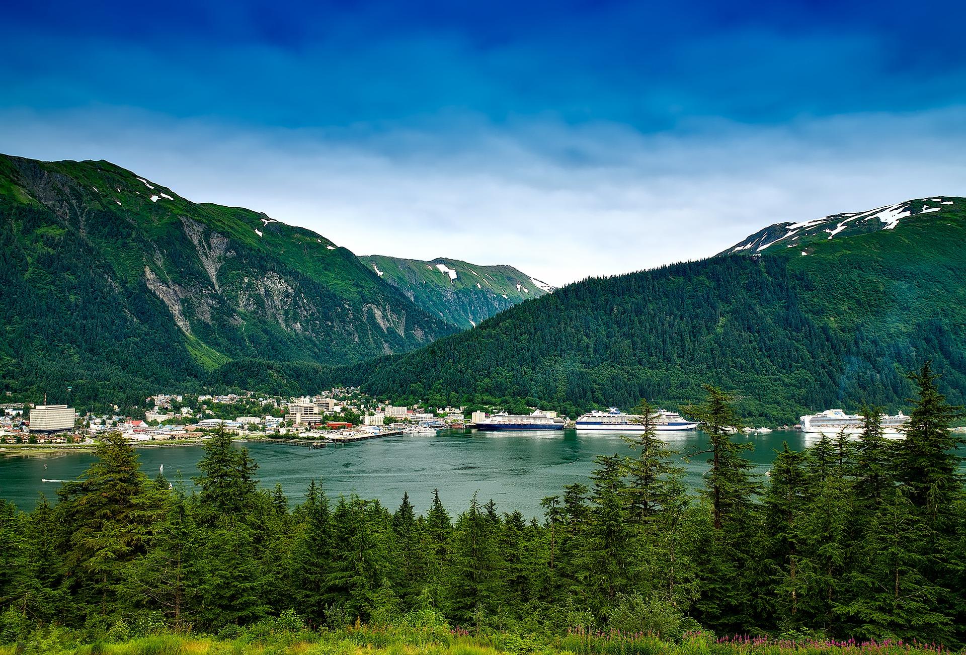 США Аляска Джуно