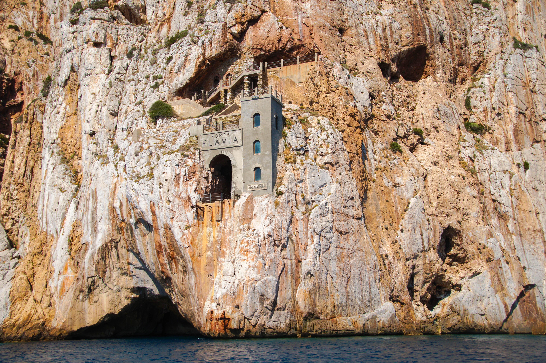 Італія Сардинія Порто Флавія