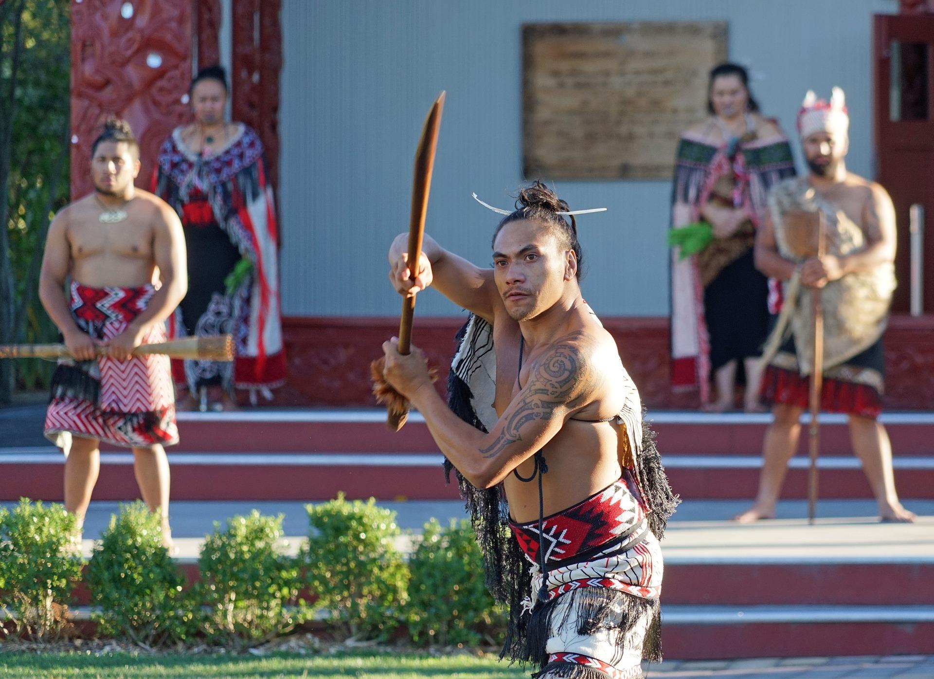 Нова Зеландія Роторуа