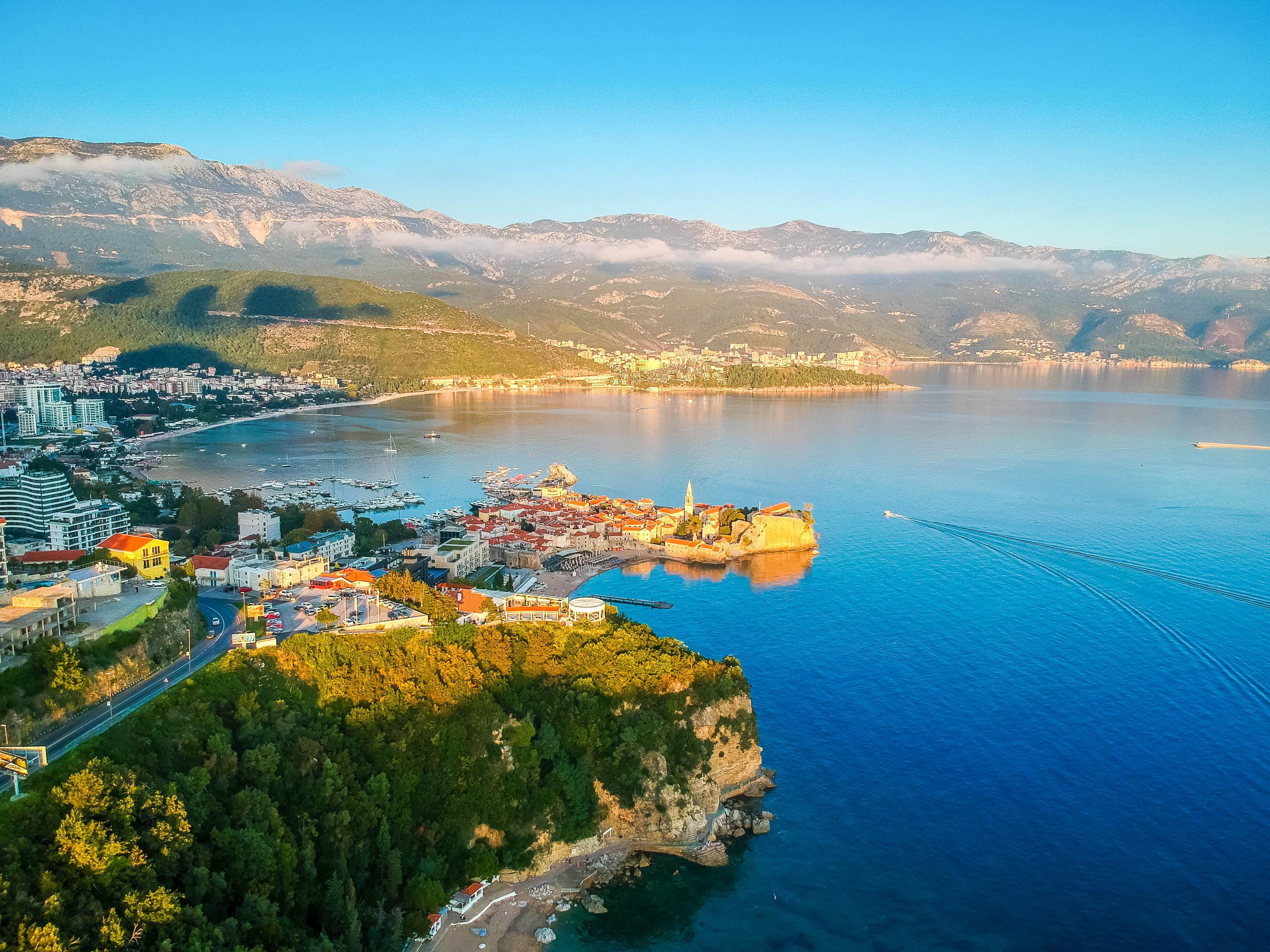 Чорногорія Будва