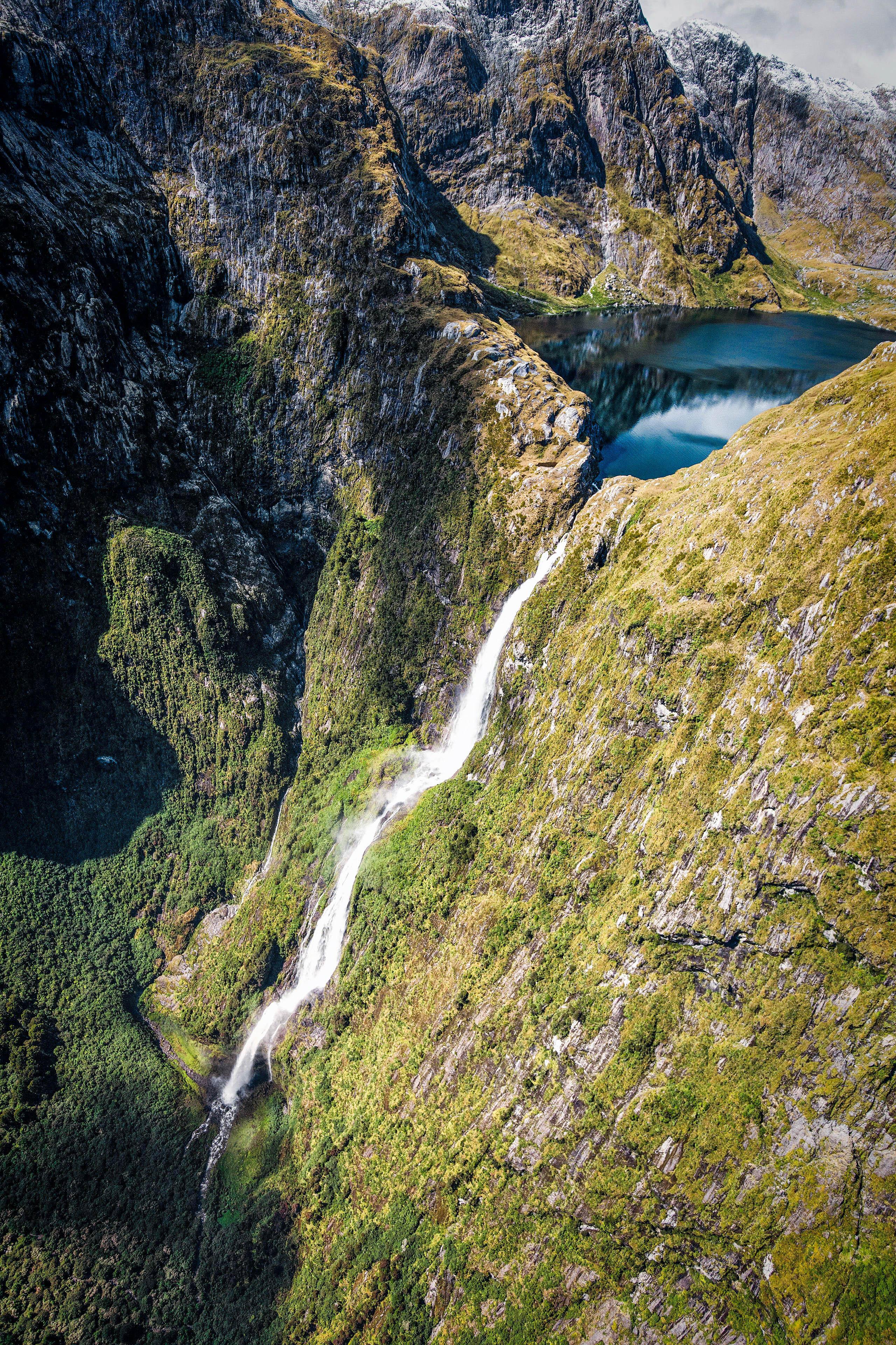 Нова Зеландія Сатерленд