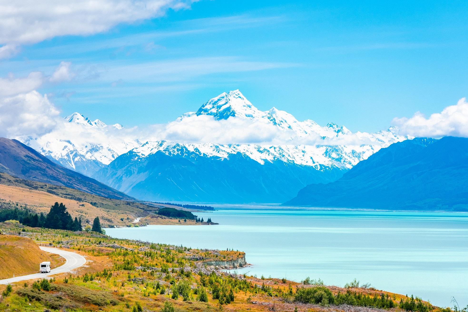 Нова Зеландія Маунт-Кук