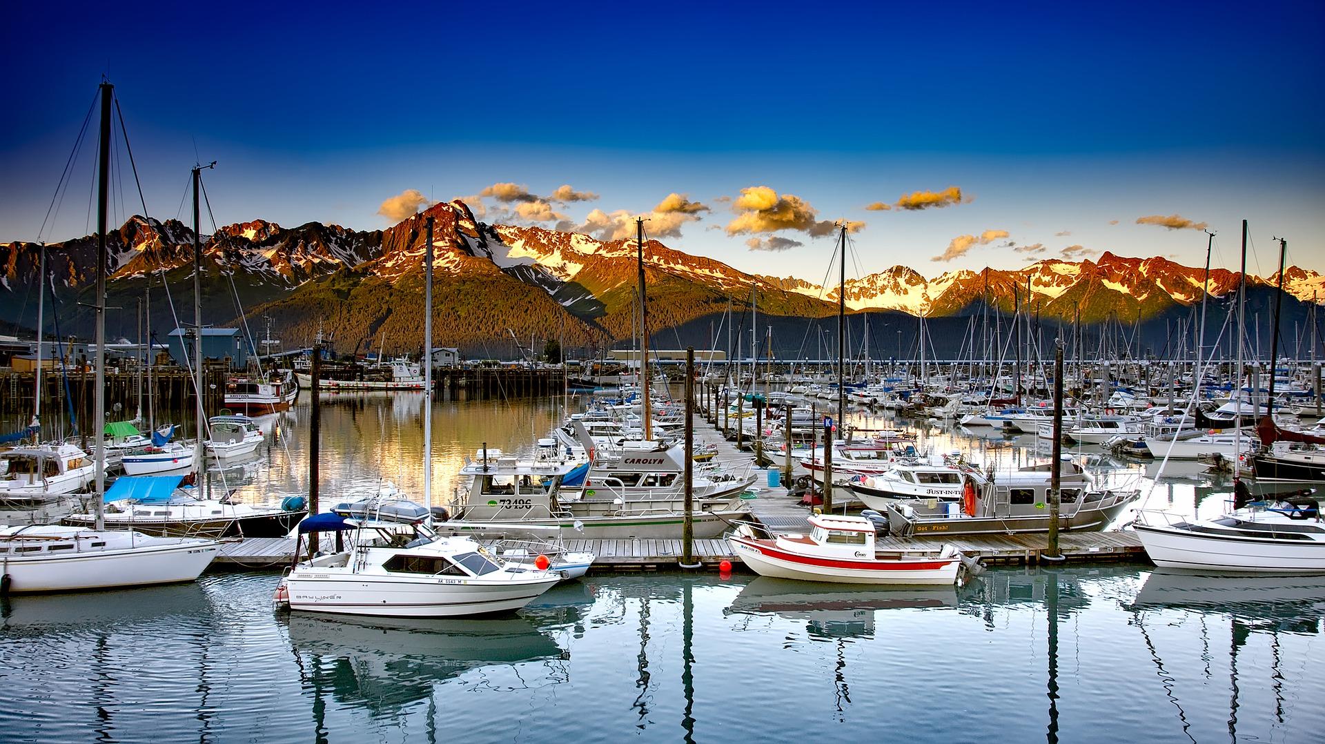 США Аляска Сьюард