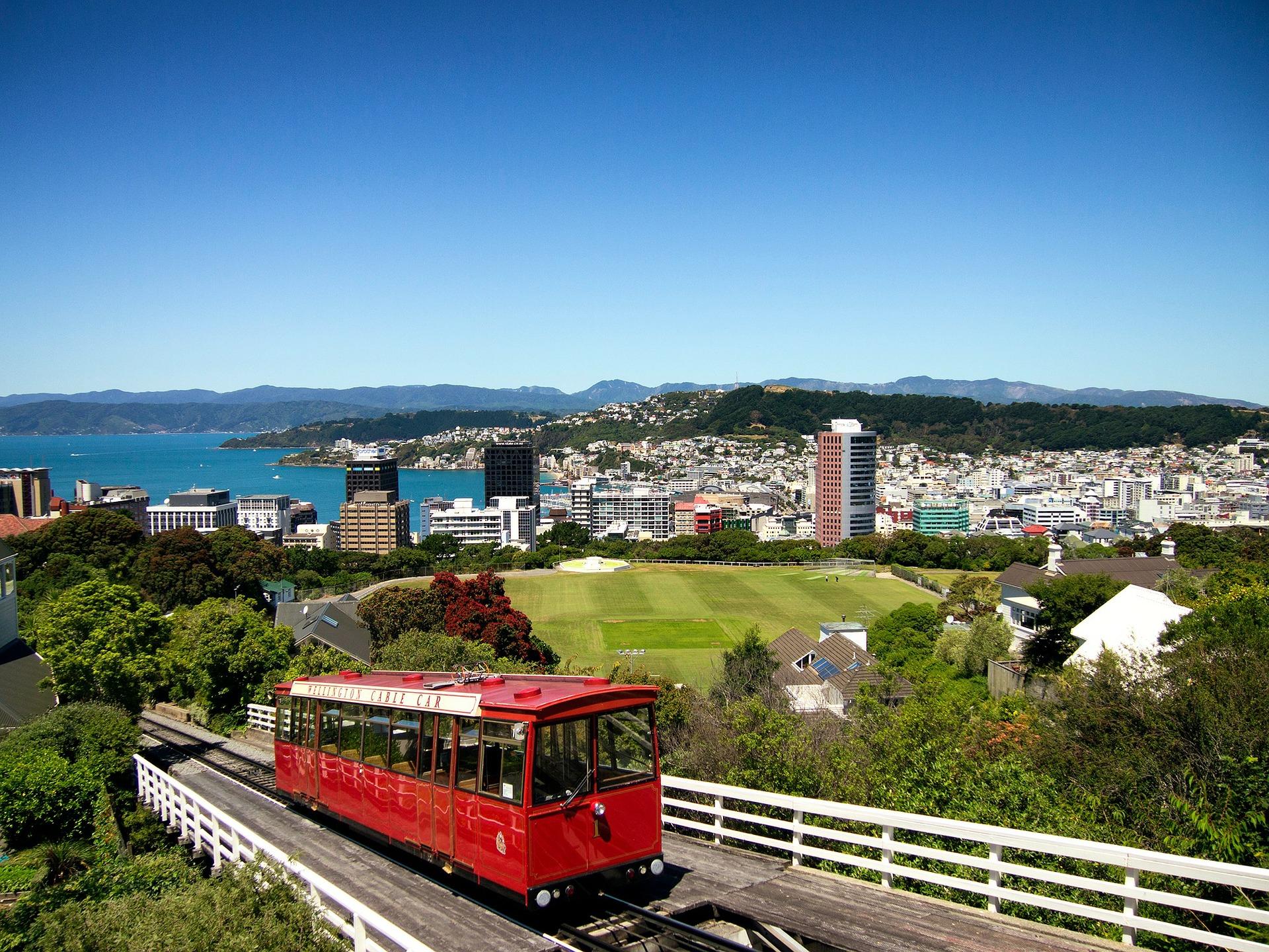 Нова Зеландія Веллінгтон