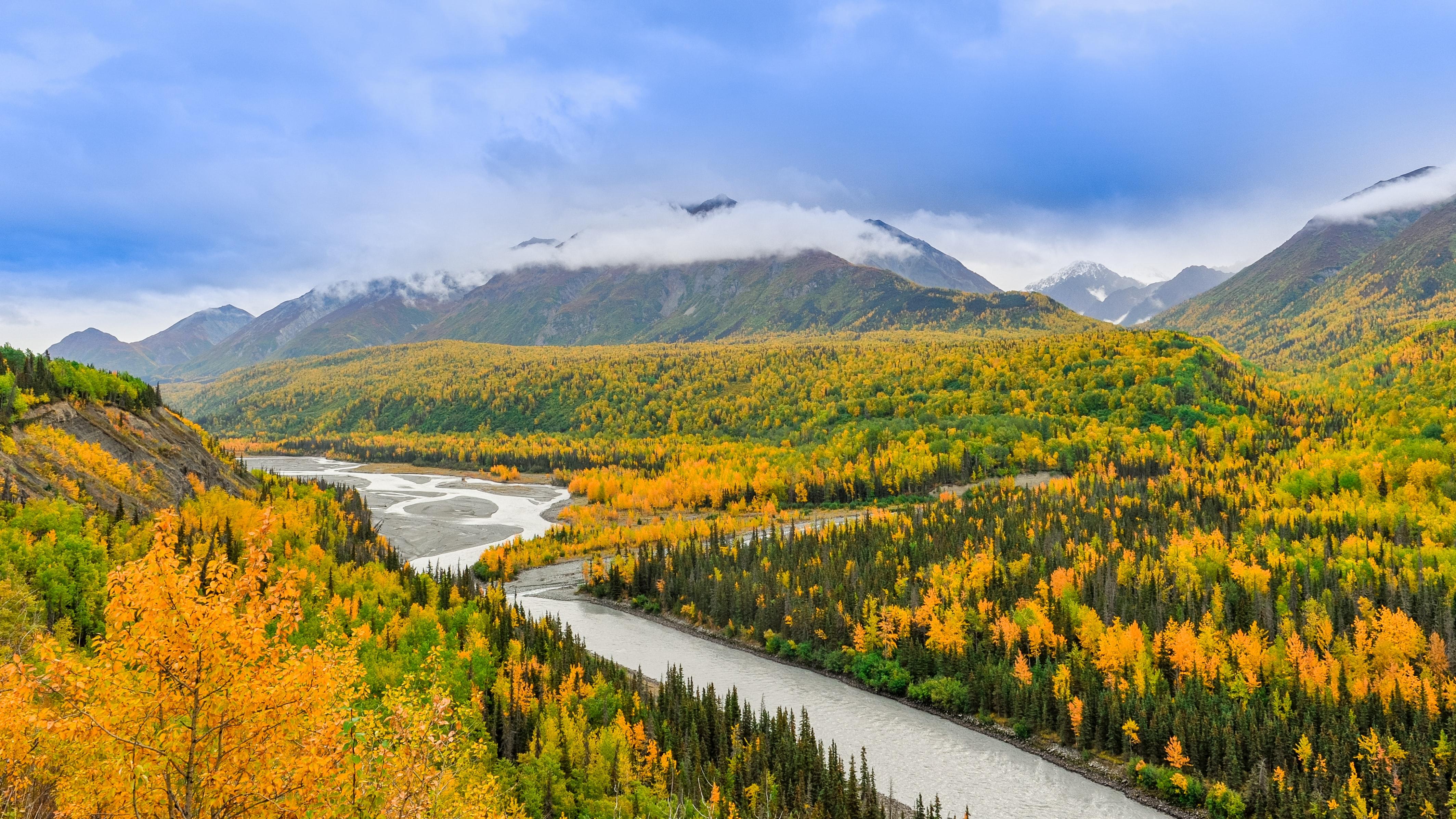 США Аляска Анкоридж