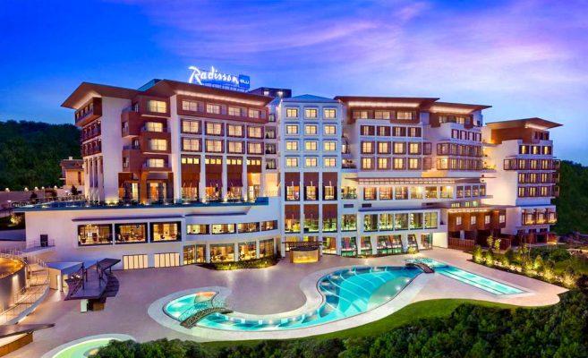 Radisson Blu Hotel Spa Istanbul Tuzla