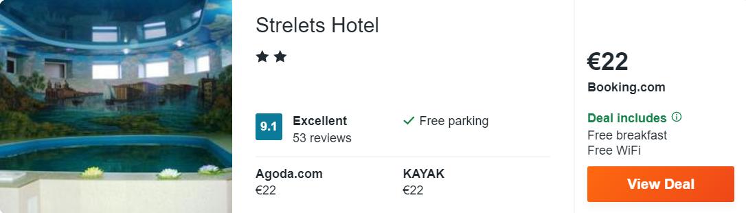 Strelets Hotel