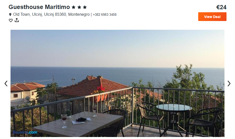 Guesthouse Maritimo