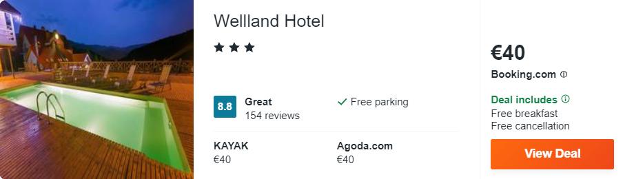 Wellland Hotel