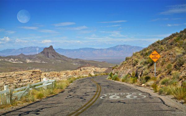дорога 66 в Арізоні