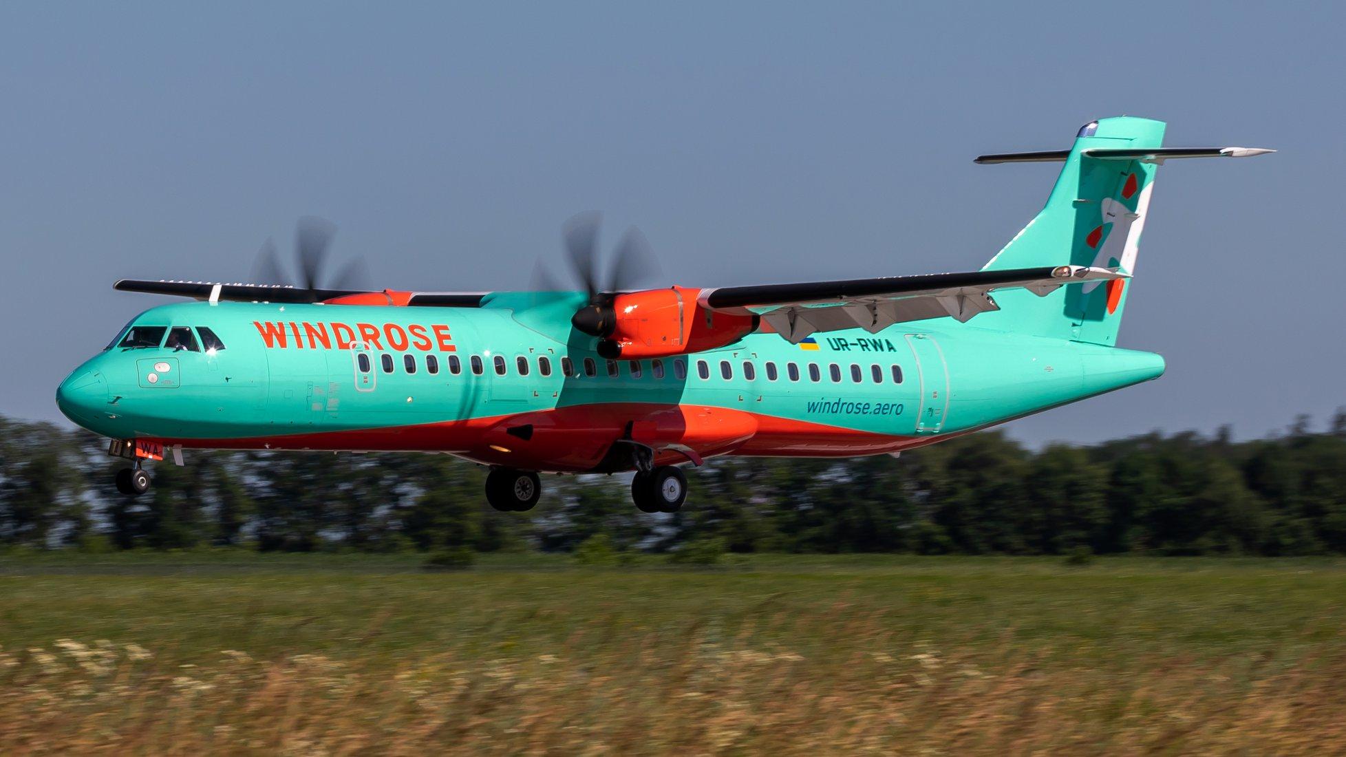 Літак Windrose