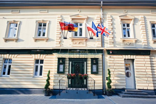 Sherlock Holmes Boutique Hotel