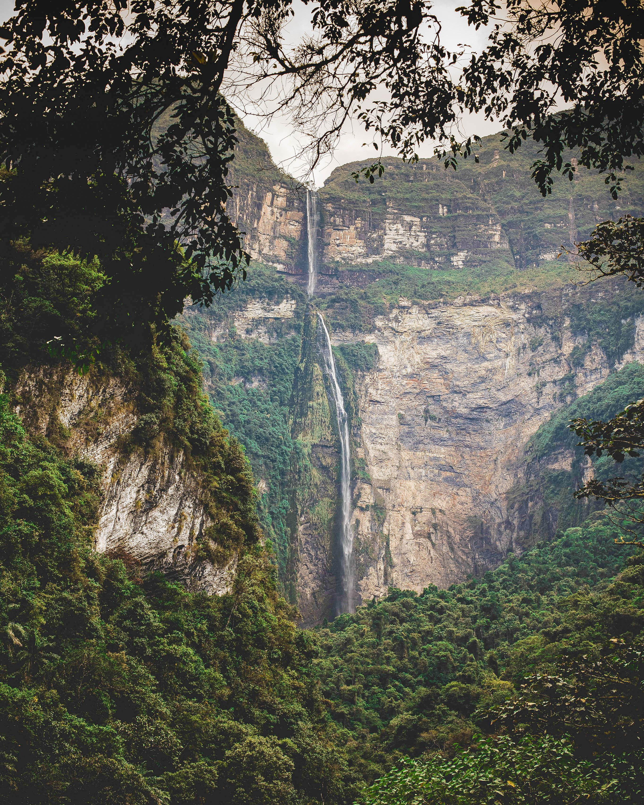 Перу водоспадГокта