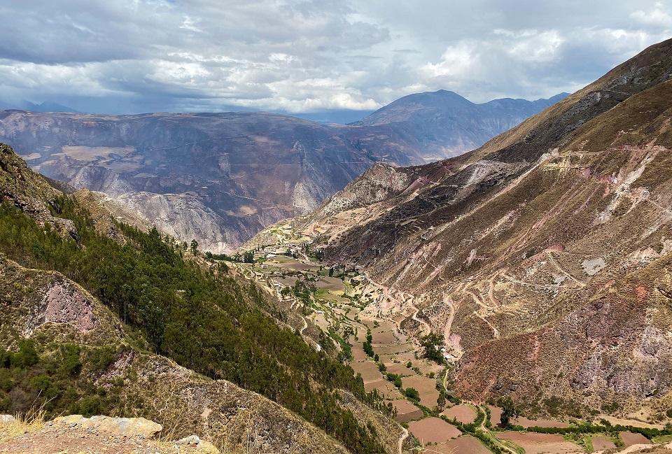 Перу Анди