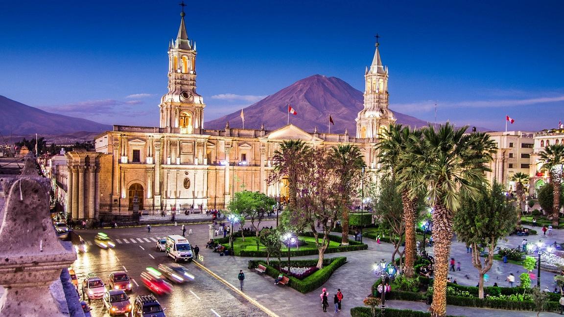 Перу Арекіпа