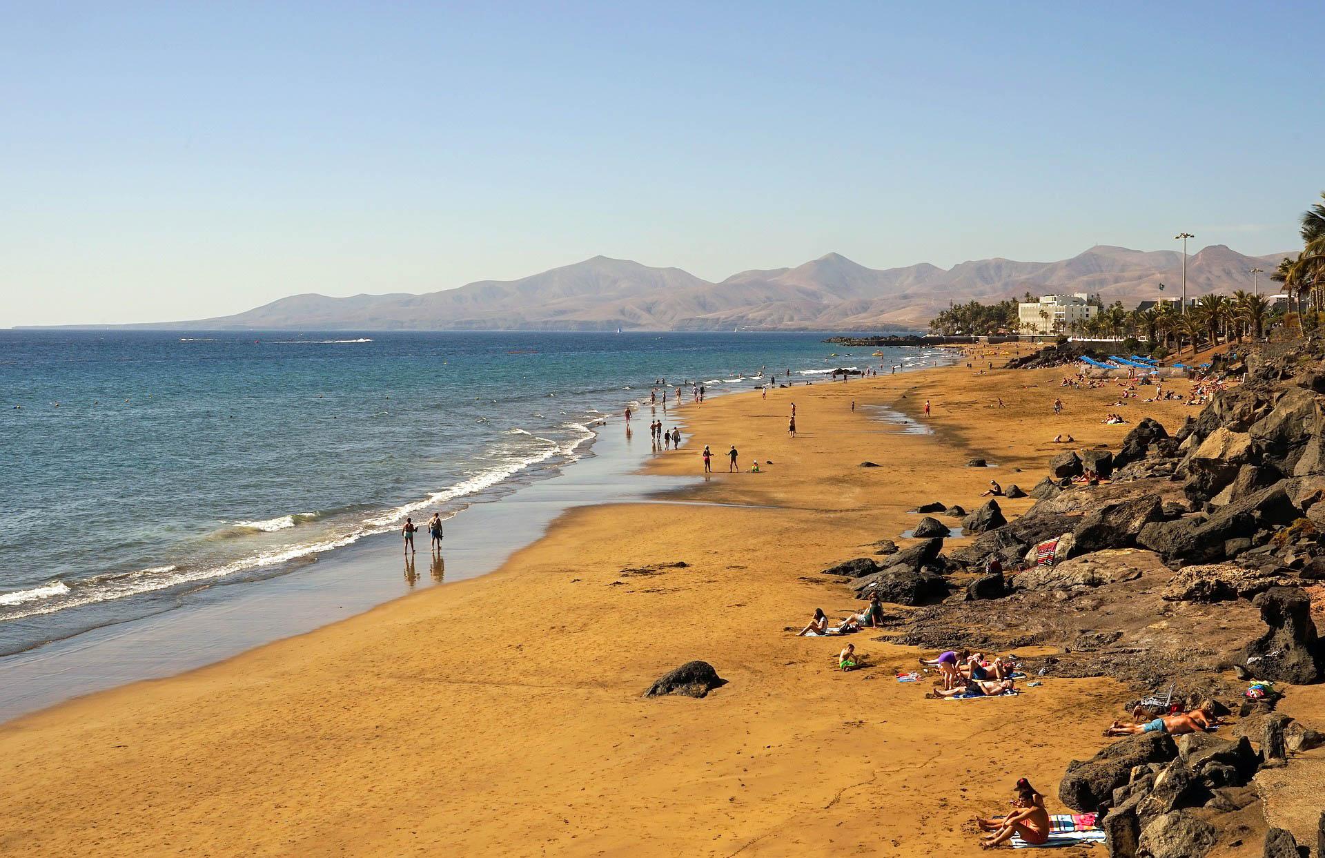 Іспанія Лансароте Пуерто-дель-Кармен