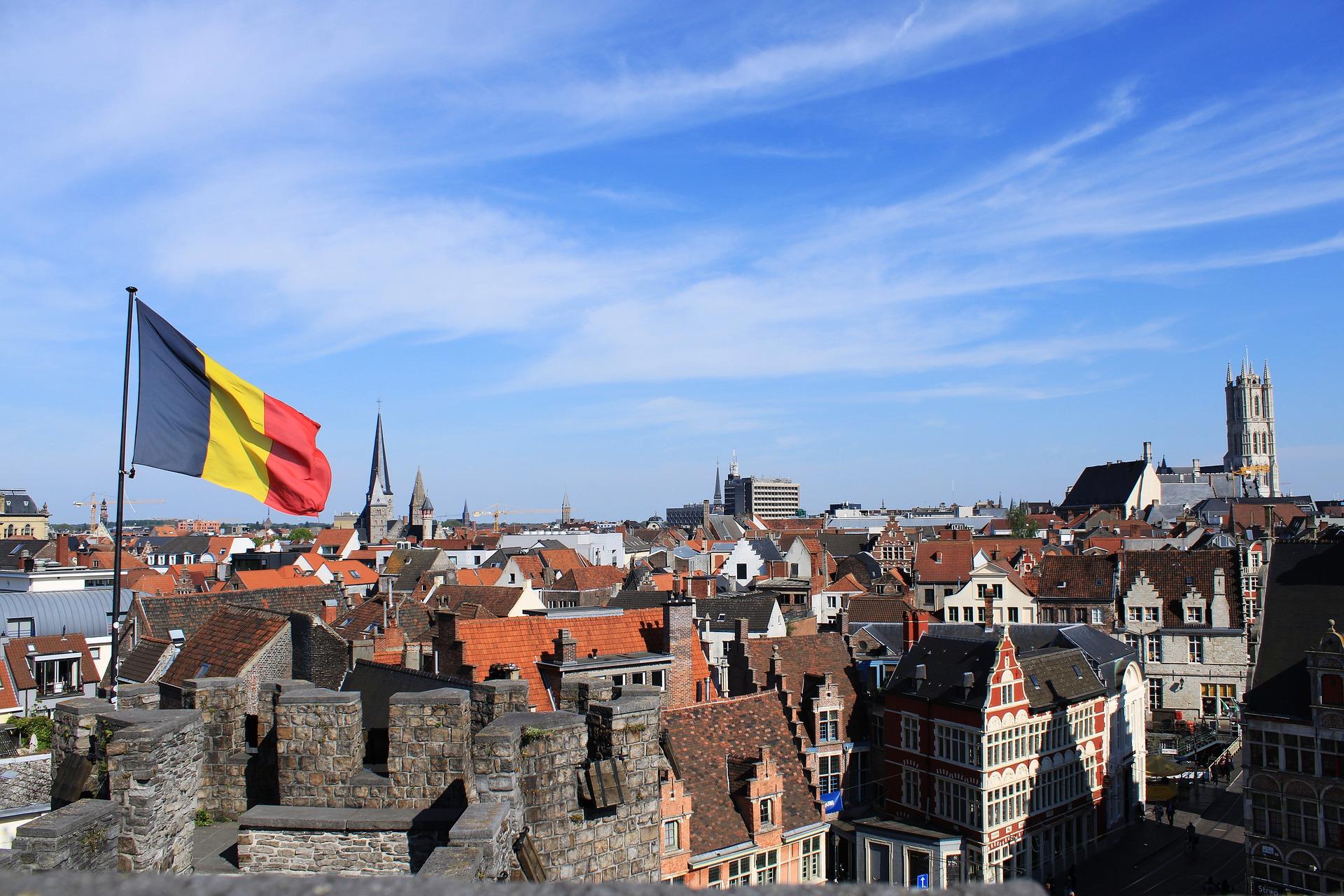Бельгія Гент