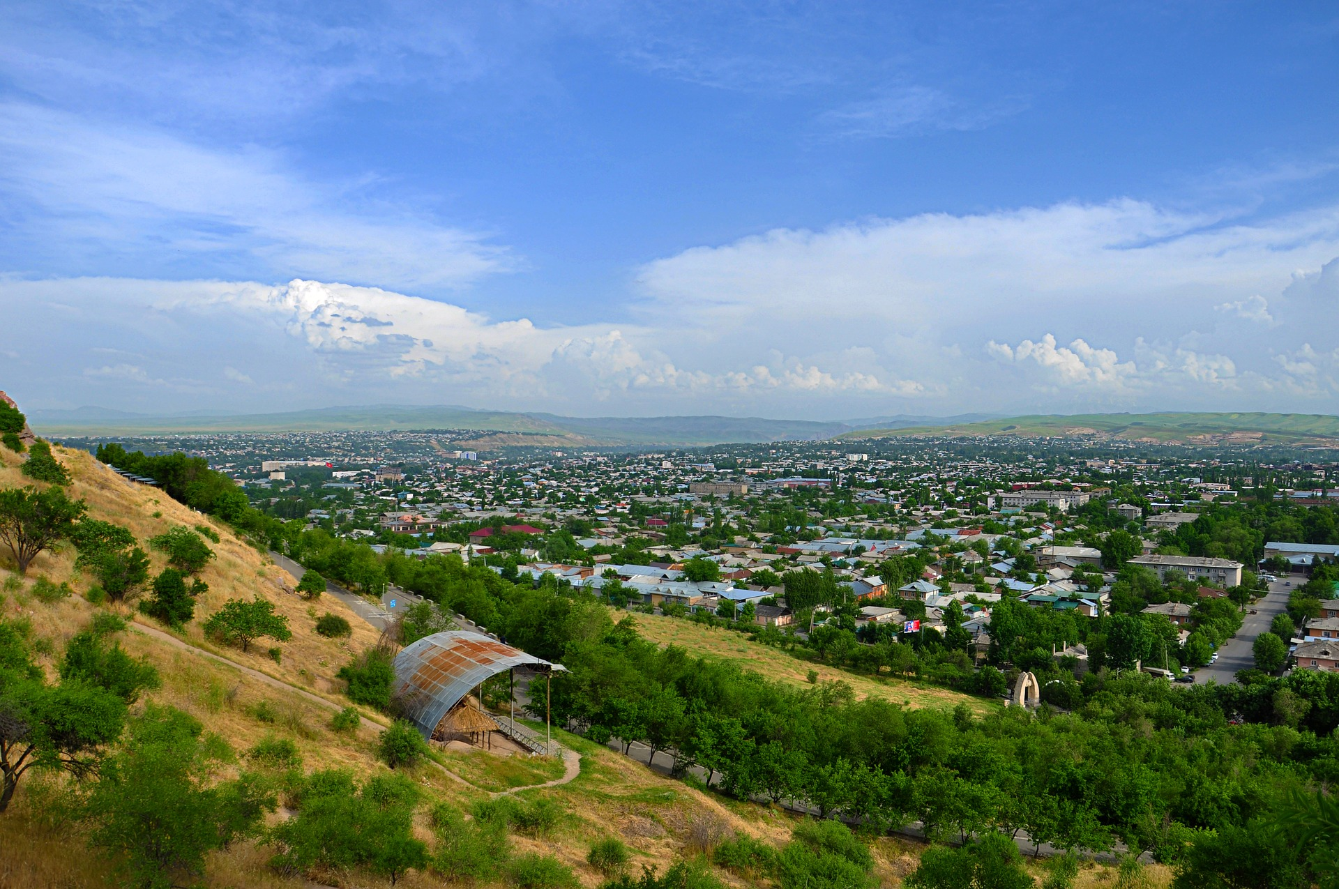 Киргизстан Ош