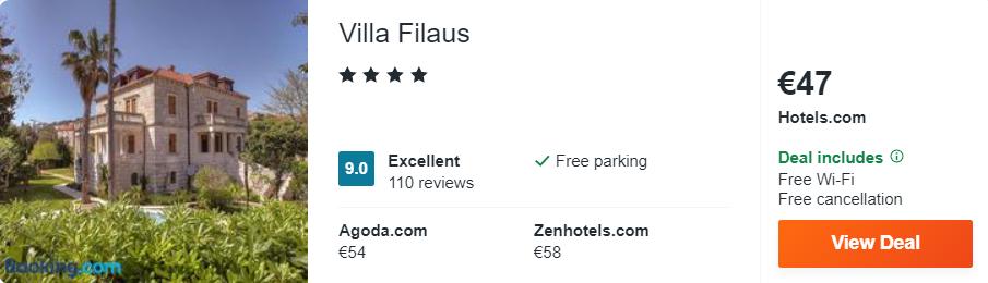 Villa Filaus
