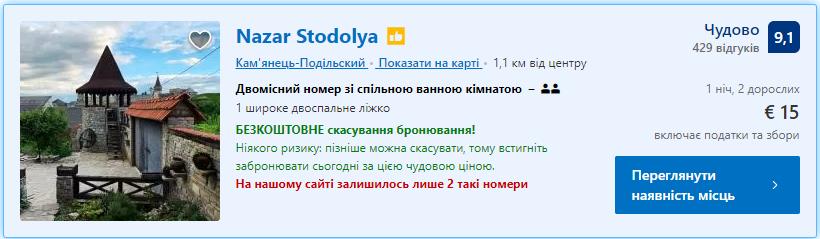 Nazar Stodolya