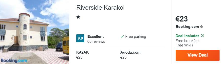 Riverside Karakol
