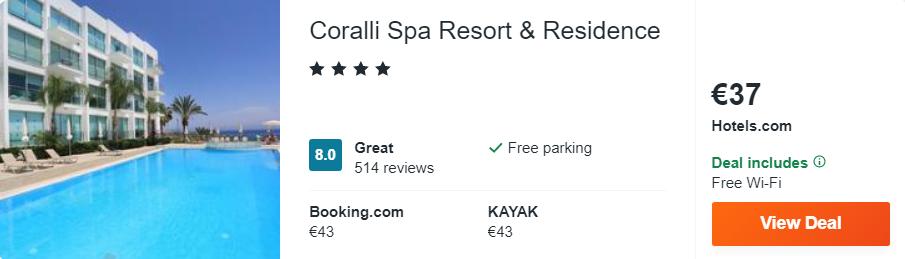 Coralli Spa Resort & Residence